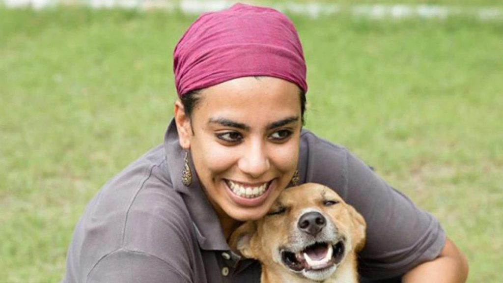 Animal rights activist Ayesha was thrashed by mob for doing her job