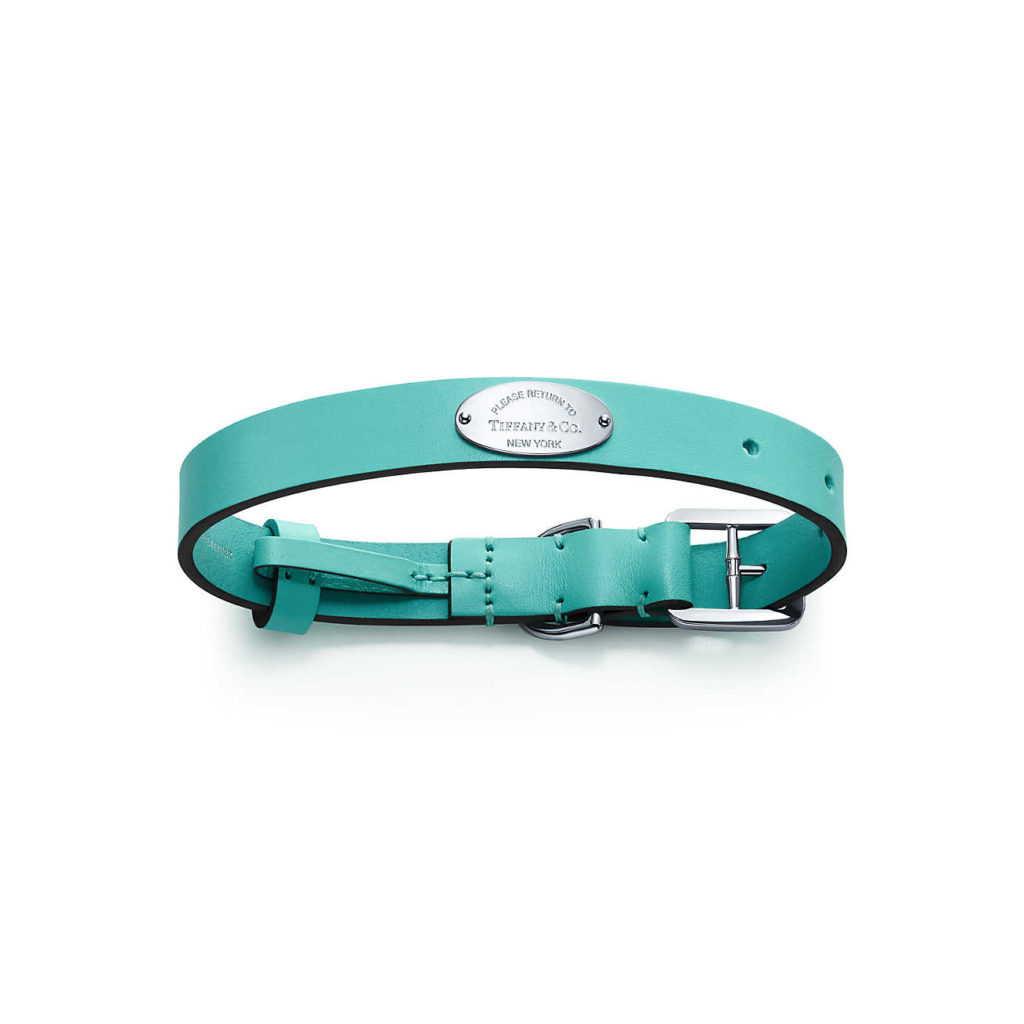 The Italian Leather Collar from Tiffany and Co