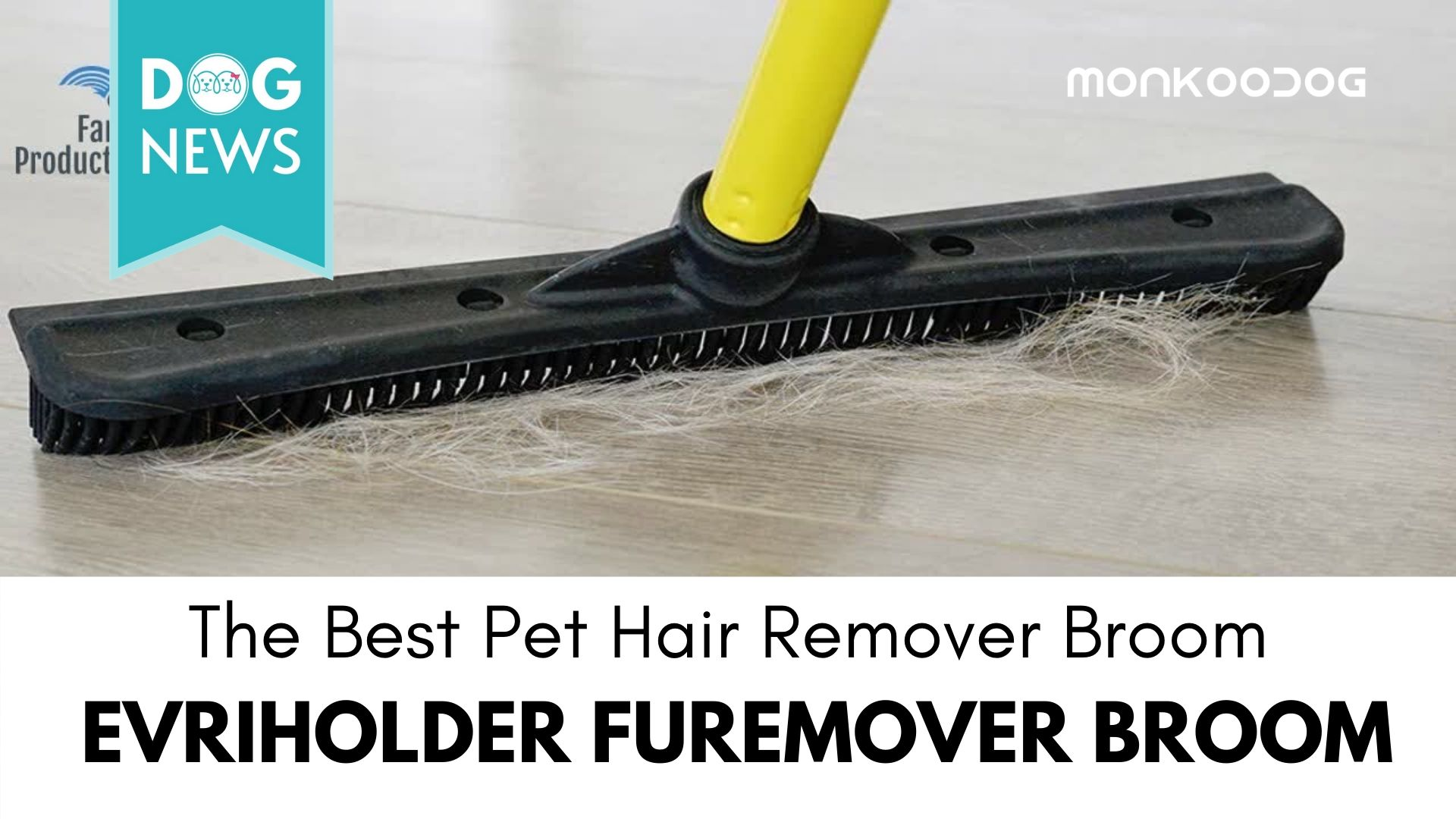 The new generation multipurpose broom for pet owners is taking the internet by storm for all the right reasons