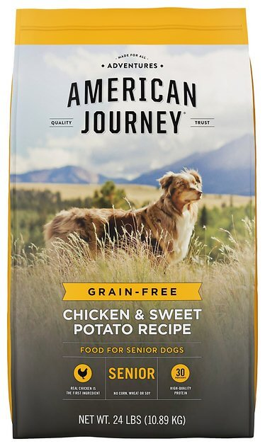 American Journey Chicken and Sweet Potato