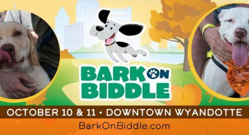 Bark on Biddle, Wyandotte –  October 10 & 11, 2020