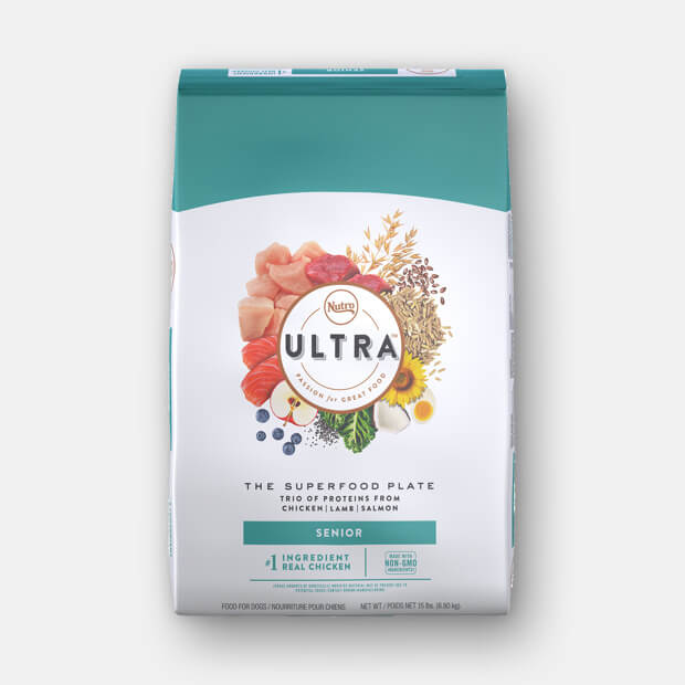 Nutro Ultra Senior Dog Dry Food
