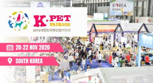 K-Pet Fair (Nov 2020), Goyang-si South Korea