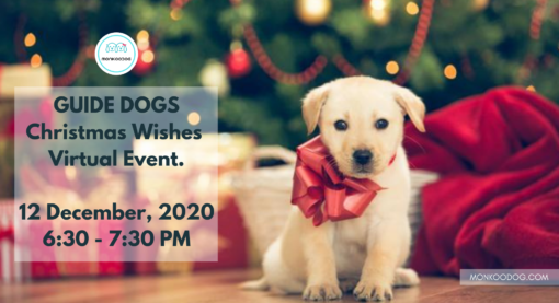 Guide Dogs Christmas Wishes Virtual Event 2020