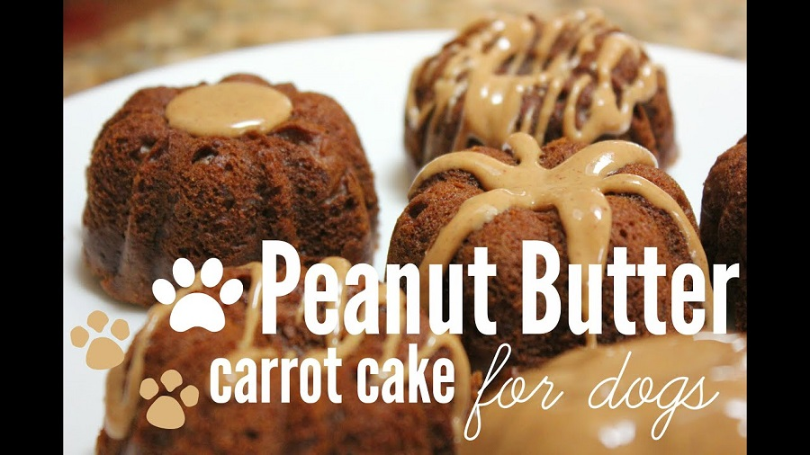 Healthy Peanut Butter and Carrot Cake