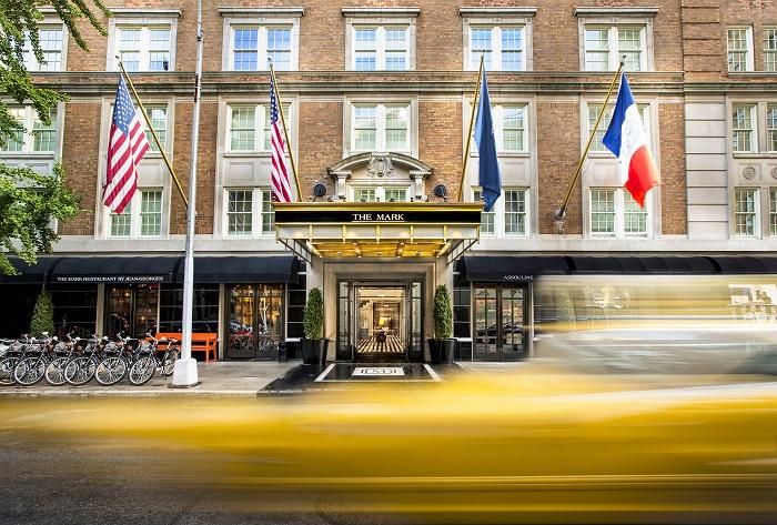 The Mark Hotel Facade
