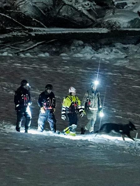 Norway Landslide Raises Hope
