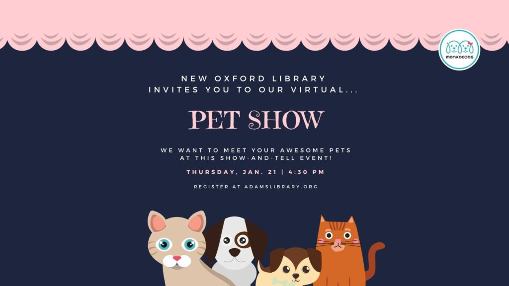 Welcome to Pet Show_ Where You Show & Tell About Your Pet