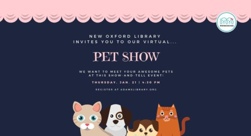 Welcome to Pet Show: Where You Show & Tell About Your Pet