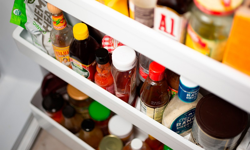 Condiments-storage