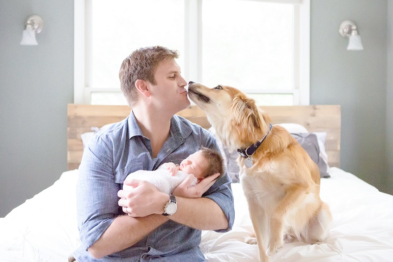 When you come home with the baby