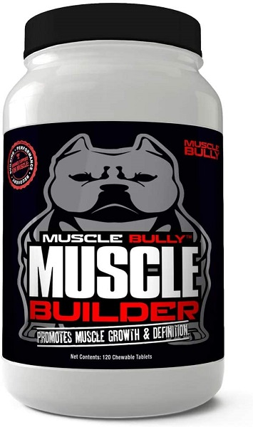 Muscle Builder Supplement for Bullies