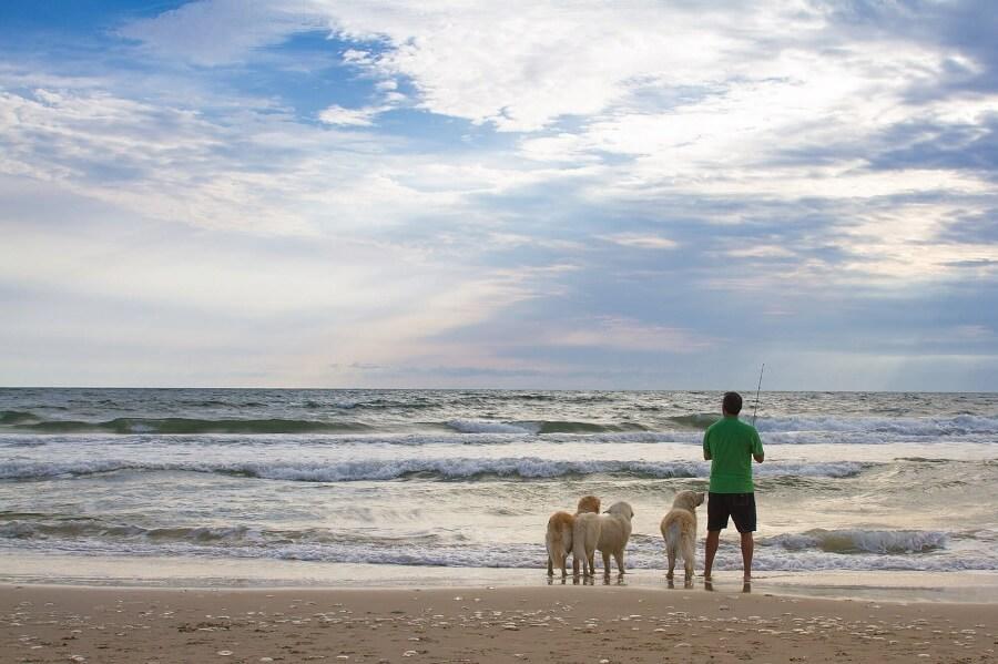 Outer Banks Beaches of North Carolina