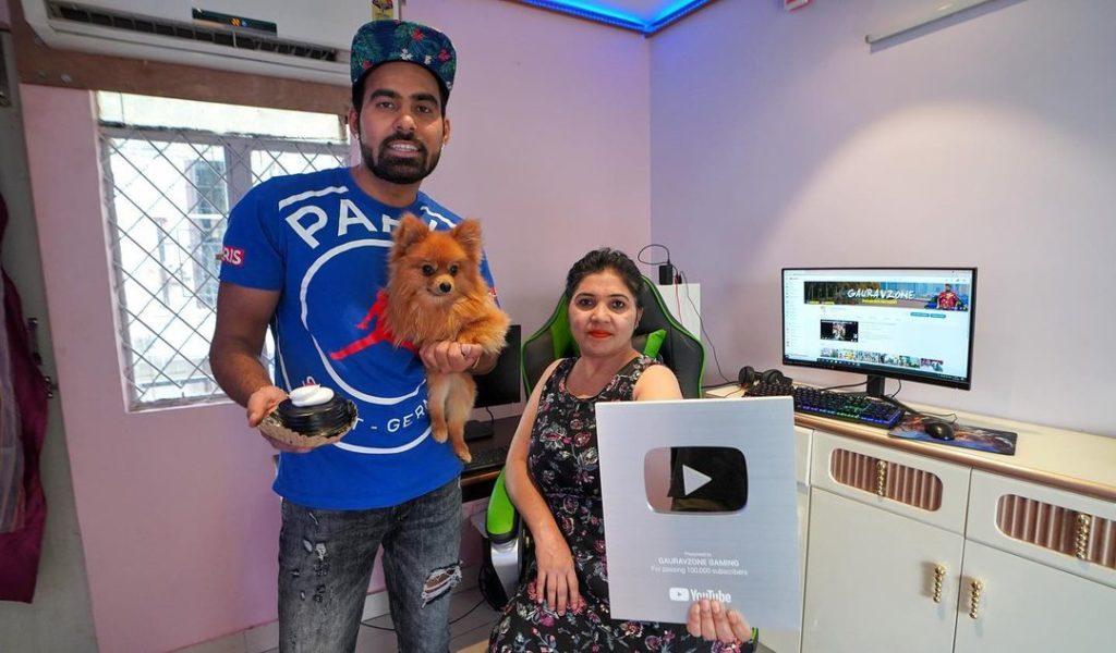 Delhi based Youtuber Gaurav Zone
