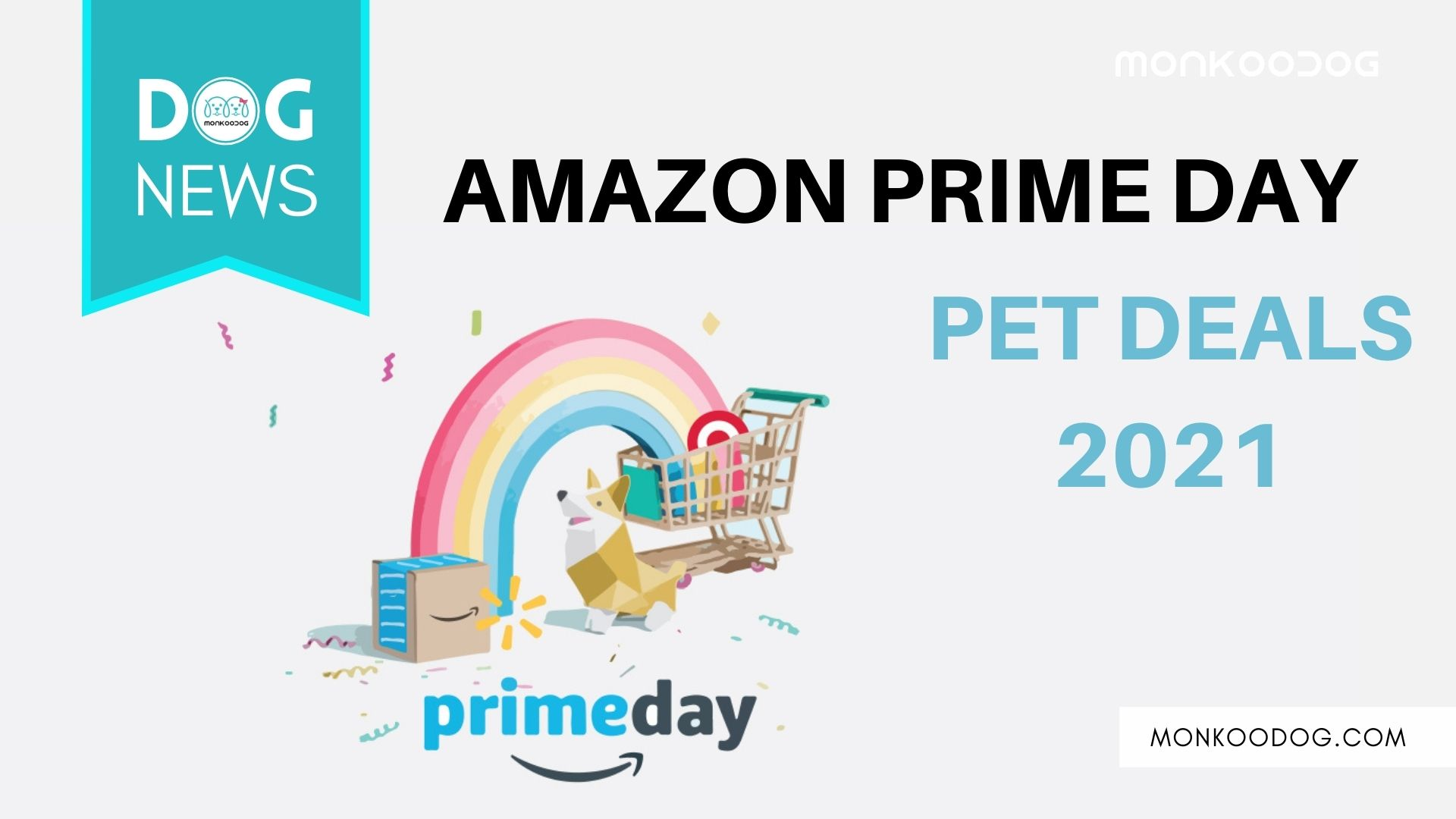 Amazon Prime Day Pet Deal 2021 Is Giving Offers On Dog Products That You Must Buy.