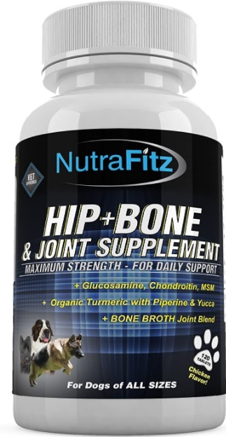 NutraFitz Hip, Bone, and Joint Supplement