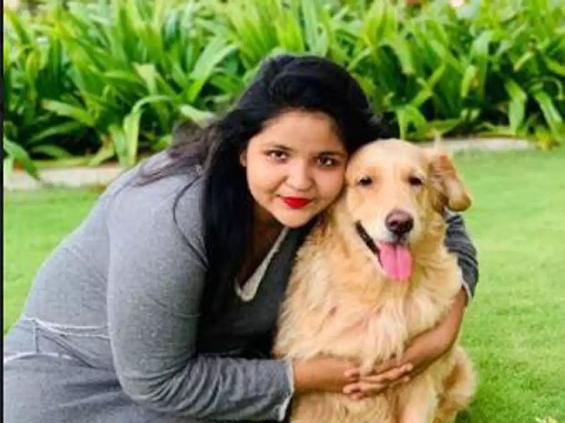 dog owner to let her dog die
