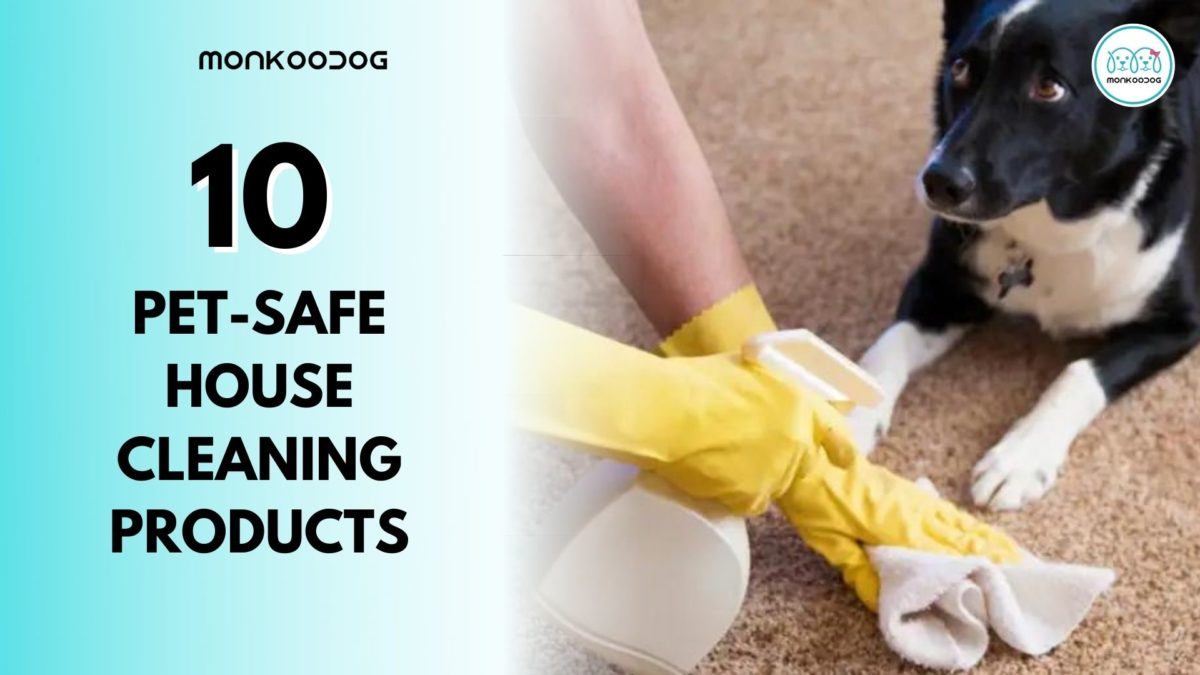 Top 10 Pet Safe House Cleaning Products