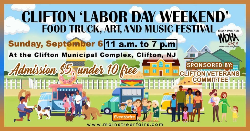 Clifton Labor Day Weekend Festival