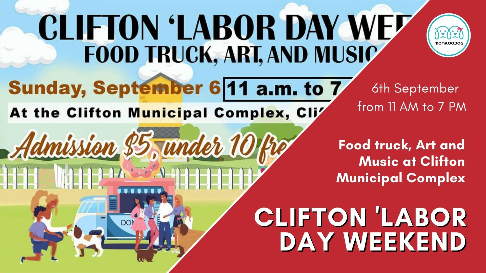 Upcoming Pet Event Clifton Labor Day Weekend Festival