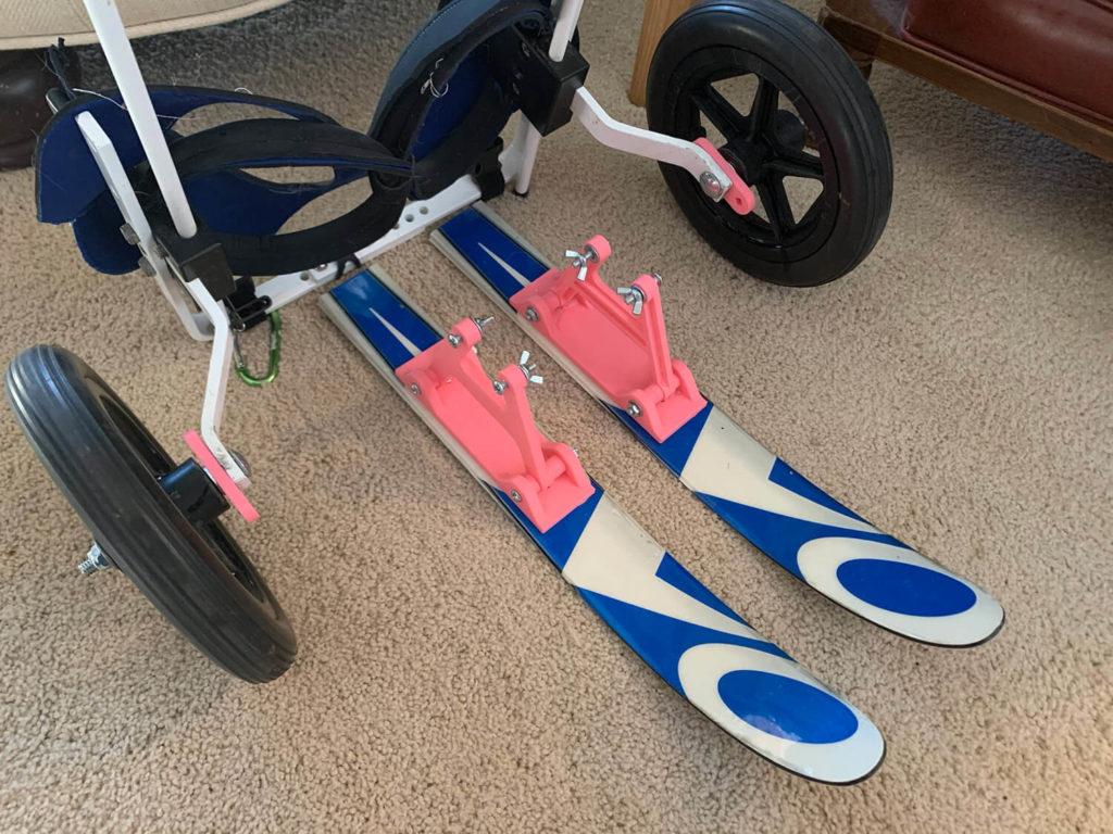 Pet's Wheelchair