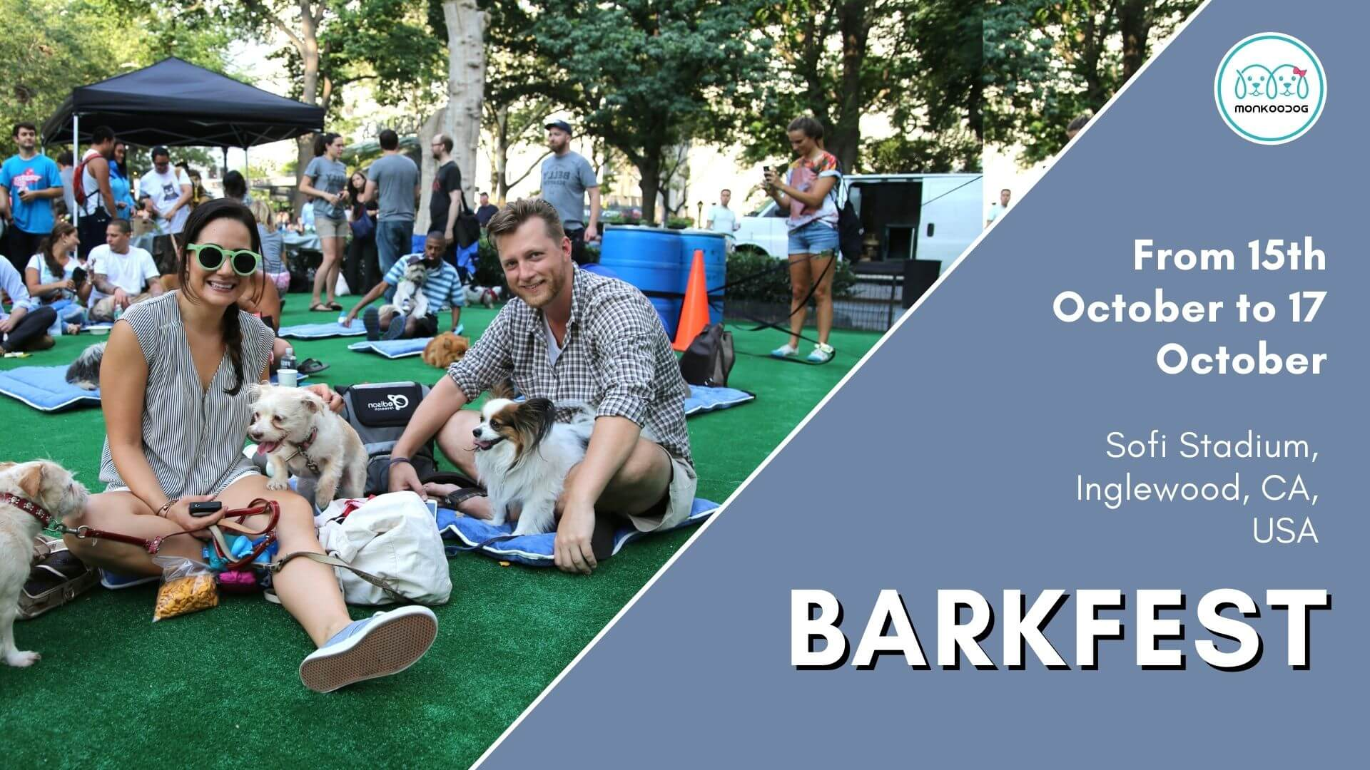 Pet Event BARKFEST
