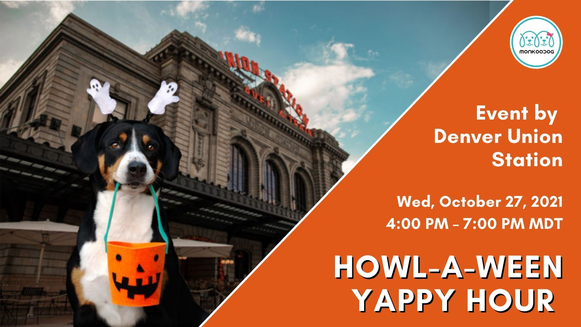 Howl-A-Ween Yappy Hour